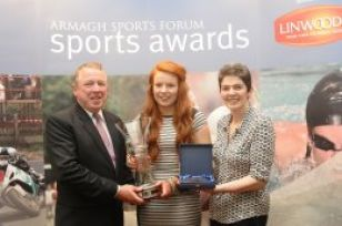 Sinead Bowls them over at Sports Awards!