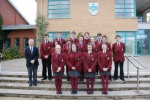 Year 14 pupils complete John Paul II Gold Award