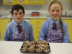 Year 8 show off their egg-cellent cookery skills!