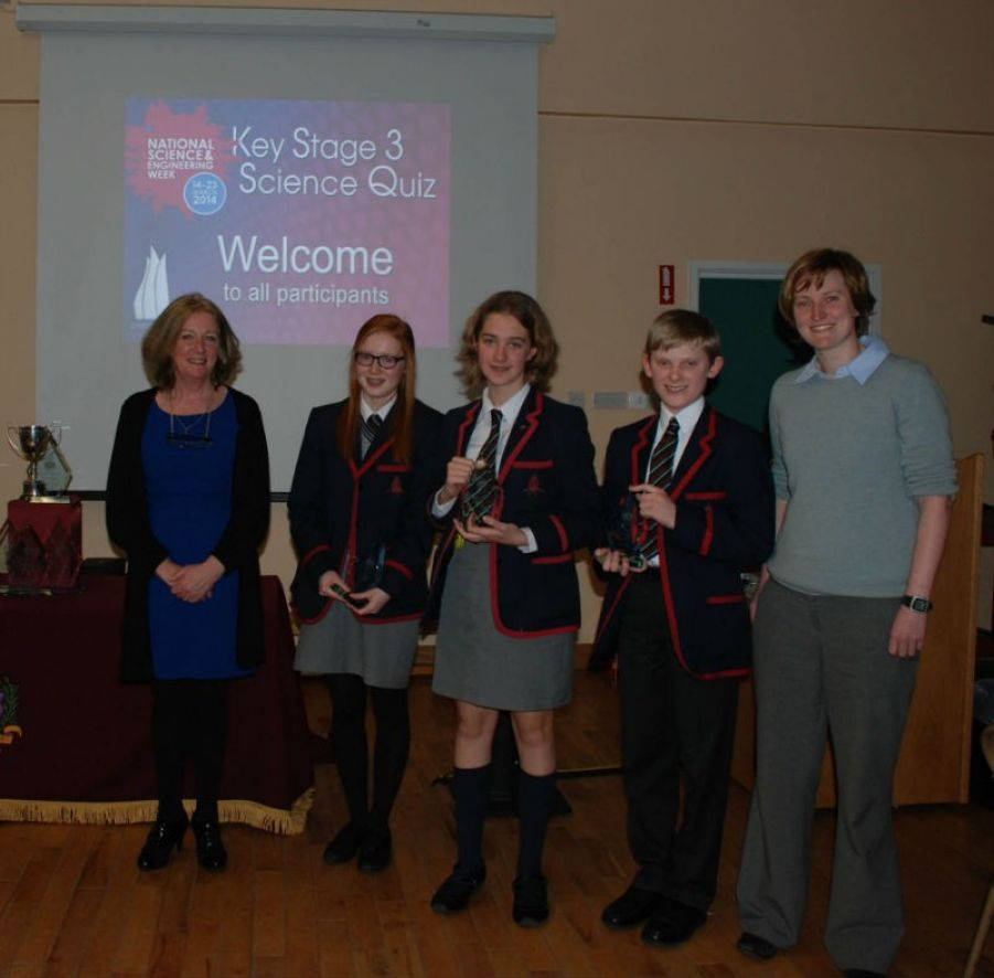 Third Place Royal School Armagh