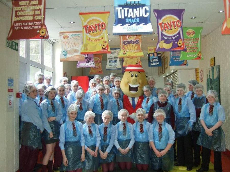 Year 9 Trip to Tayto