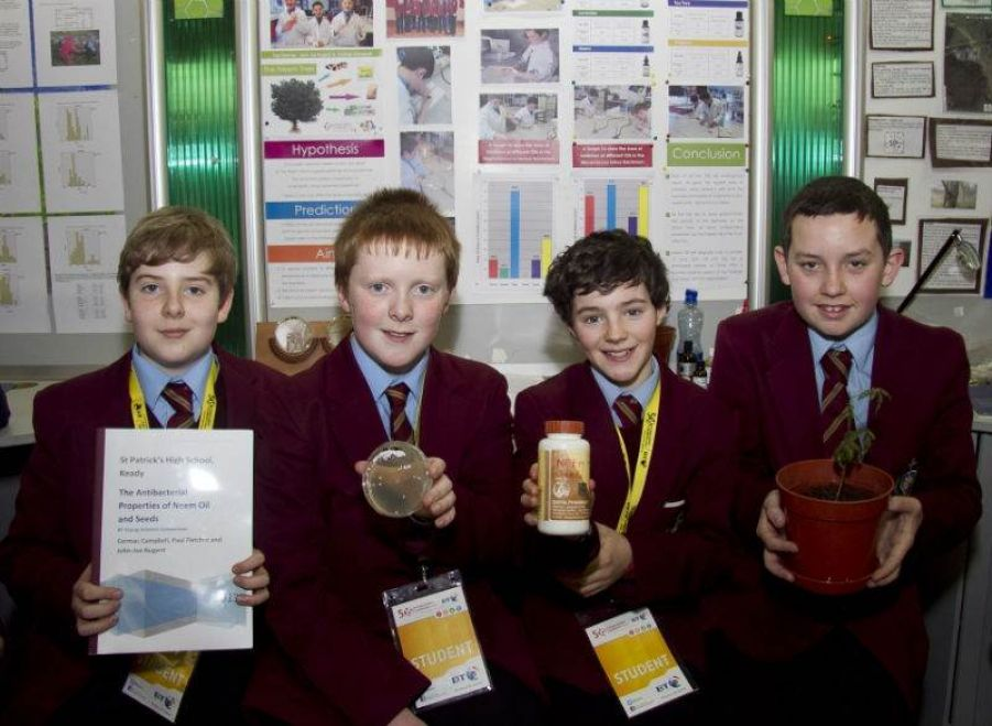 BT Young Scientists